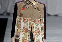 Recycle: Patchwork clothes