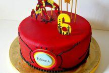 Callum's birthday cake ideas