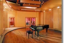 Recording Studios, South America