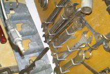 #Tools in garage for moto / Utensili e strumenti che ogni motociclista tiene in garage e nella moto, utili per le classiche cure alle nostre compagne
