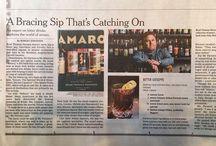 """Presentazione libro """"Amaro"""" Brad Parsons"""