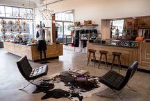 Shops, Restaurants, Galleries / by Christine VanDeVelde