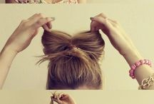 Hairstyles for the girls to try