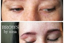 ProBrowsbynina - brow and lash treatments / Colour, wax and plucking og brows and lashes. I have worked since 2006 and am a beautician. I love making you feel beautiful in a natural way. I take good care of you and listen to your needs. Blog: www.probrows.blogg.no