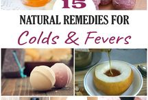 Simple Natural Remedies / Natural remedies that are easy to purchase or use ingredients that you likely have on hand.