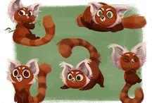 Character Design l Animals