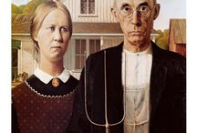 Grant Wood / by Dwain Preston