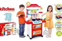 Creative Toys & Activities