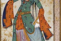 Turk Islam sanati,minyatur / minyatur