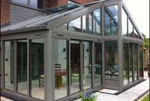 modern conservatories
