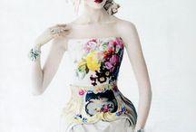 High Fashion's Stories / high fashion, art fashion, gorgeous art