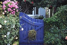 The Garden / Ideas for my backyard garden or pictures of my own. / by Cheryl Fewell-Brown