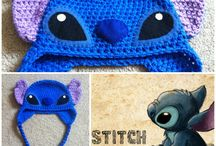 Cute crochet items for little ones