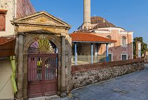 Mosques / All the Mosques in the Medieval Town of Rhodes - Όλα τα Τζαμιά στην Μεσαιωνική Πόλη της Ρόδου
