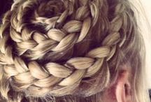 Hairstyles / by Chloe Jaques