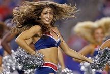 Patriots Cheerleaders / by PatsGurls for New England Patriots