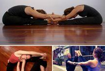 Yoga / by Kathleen Young