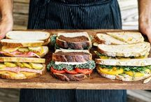 sandwich idea / サンドウィッチ アイデア