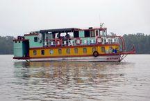 Sundarbans, Bangladesh / Photos taken by David Stanley on a visit to the Sundarbans of Bangladesh near the Bay of Bengal.