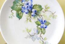porcelain art