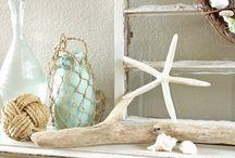 summer decor/beach living
