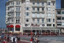 Knokke / Niets beter dan een weekendje aan onze Belgische kust
