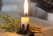 Candles magic