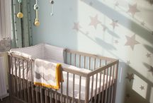Calm & Neutral Kids' Rooms / Scandi-inspired kids' spaces with a calming light and airy vibe.
