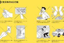 地震きをつけること
