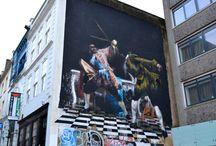 ->> Street Art Blog Posts <<- / Visit ->> cosmictravellerblog.com <<- @cosmictraveller_uk
