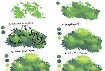 tufis,iarba