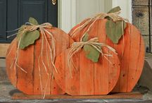 DIY & Crafts: Autumn / So many wonderful crafts celebrating the colours and themes of autumn