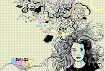 čmáráníčko - doodling