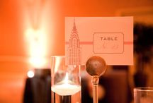 Table Numbers / Wedding Table Number Ideas and Inspiration