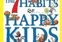 7 Habits of Happy Kids / by Mrs. McFadden's Classroom Community