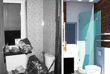 projekt łazienki Przezmierowo / projekt lazienki architekt slupca projektant lazienki #projekt #wnetrz #łazienka #architekt #słupca #projektant