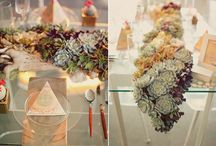 Tabletop / Beautiful settings to start off any meal or gathering.