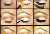 Hair & makeup / by Jenny Ragland