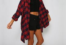 Shirts/Flannels - Outfit Made