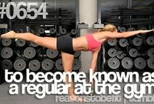 Yoga/F!tness/Exerc!se / by Kaley