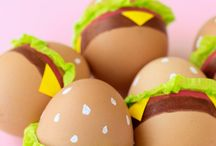 Ideas para hacer con huevos
