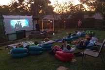 Kid's Movie Party