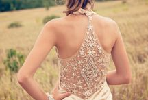 Dresses with beautiful backs