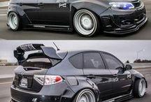 Hot Subaru's