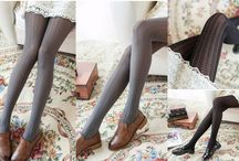 Fashionable Leggings -Tights / Girls Womens Leggings and Tights-