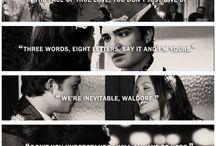my favorite couple ever. Chuck and Blair