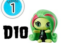 Monster High Minis Season 1 Wave 4