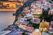 Amalfi coast / Travel
