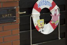 Urodziny Spongebob