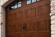 Garage Door Ideas and Inspirations